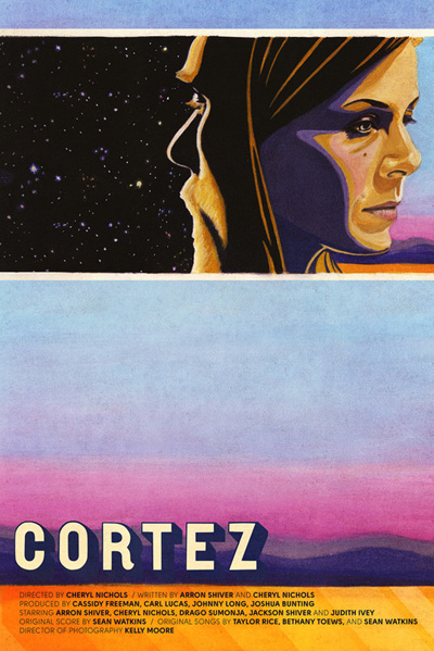 Cortez Poster