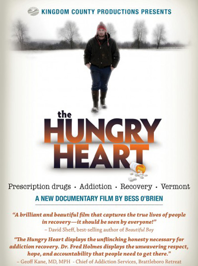 The Hungry Heart Poster