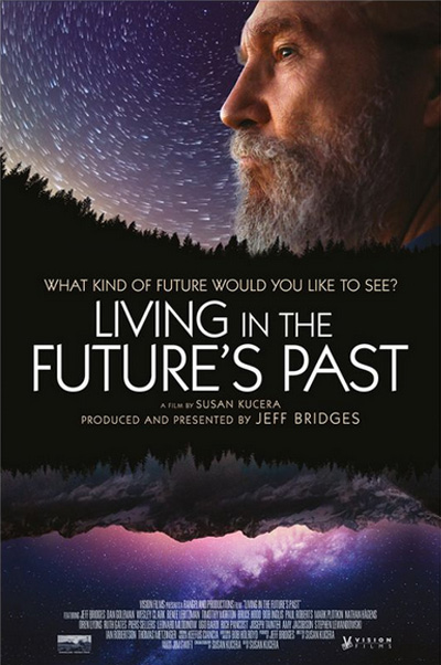 Living in Futures Past Poster