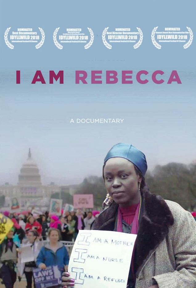 I Am Rebecca Poster