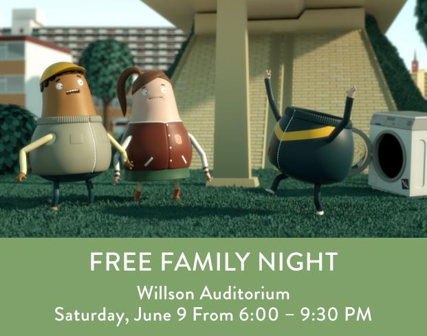 FREE Family Night
