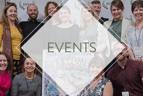 2018 BZN Events